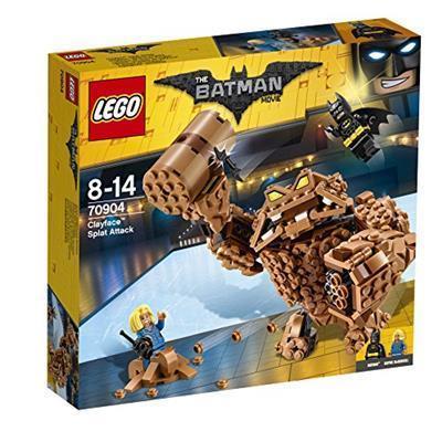 LEGO Batman Movie (70904). L attacco splash di Clayface - Lego ... 9ca16c56535