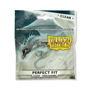 Dragon Shield - Sideloarders Perfect Fit CLEAR (100 bustine)