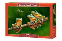 Castorland The frog compagnions 500 pcs Puzzle 500 pezzo(i)
