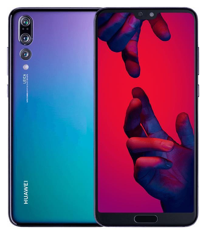 Huawei P20 Pro 155 Cm 61 6 Gb 128 Gb Doppia Sim 4g Nero Blu