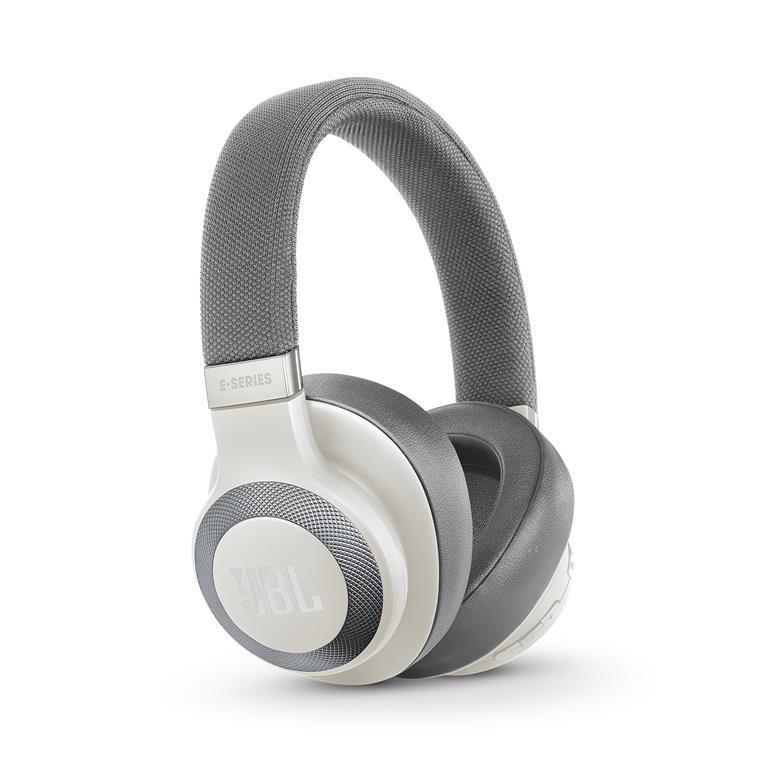 36e8d082e153b5 JBL E65BTNC auricolare per telefono cellulare Stereofonico Padiglione  auricolare Bianco Con cavo e senza cavo