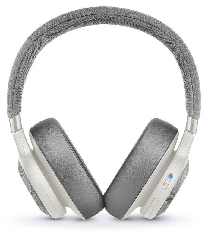 a9e32f139b4e88 JBL E65BTNC auricolare per telefono cellulare Stereofonico Padiglione  auricolare Bianco Con cavo e senza cavo -