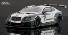 M Sport Bentley Gt3 British Gt 2014 Oulton Park #17 1:43 Model RIPALM 430314