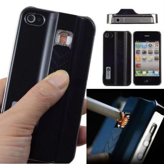 Custodia cover iphone 4/4s o 5/5s compatibile con accendino ...