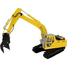 New Holland E215B Excavator with Grab 1:50 Model MTR13721