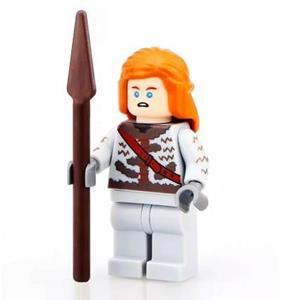 BazarPRO Minifigures Custom YGRITTE LA BRUTA. Game of Thrones Super