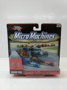 Micro Machines. Grand Prix. Competition Set #2. Anni '90. 5023117548147