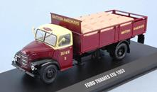 Ford Thames Et6 Raymond Hollands Limited 1953 Camion Truck 1:43 Model TRU018
