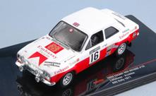 Ford Escort Rs 1600 Mki #16 5th Rac 1971 T. Makinen / H. Liddon 1:43 Model RAC260