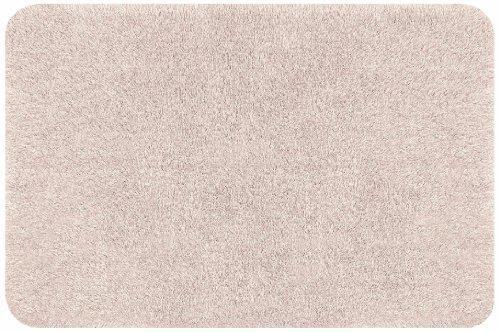 Spirella tappeto da bagno brizzolo cm beige