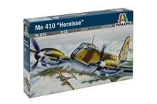 Me-410 Hornisse Aereo Plastic Kit 1:72 Model IT0074
