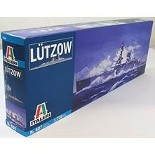 Lutzow Ship Nave Plastic Kit 1:720 Model IT0507