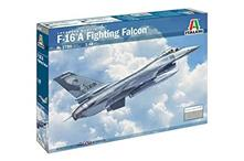 F-16A Fighting Falcon Fighter Plastic Kit 1:48 Model IT2786