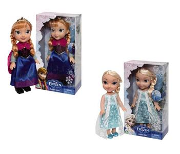 Bambola Frozen Toddler Anna - 2