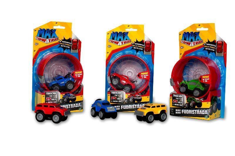 Max Tow Truck Mini Max Tow Truck Gig Veicoli Giocattolo