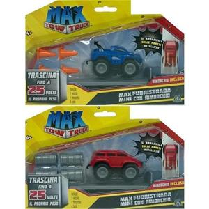 Max Tow Truck Mini Max Tow And Go Gig Macchinine Giocattoli Ibs