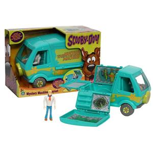 Scooby Doo. Mystery Machine con Fred - 2