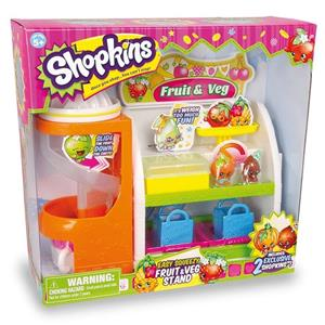 Shopkins. Playset Fruttivendolo - 13
