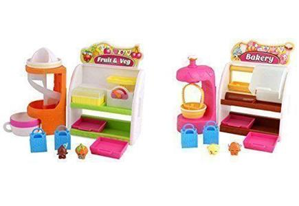 Shopkins. Playset Fruttivendolo