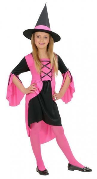 ... Costumi e travestimenti bambini · Vestito Strega Rosa 8-10 Anni 140H eb9bbe43bf8