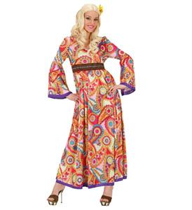 Vestito Hippie Woman S   42-44