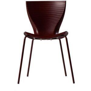Sedie Design Moderno Slide Gloria Per Cucina Bar Ristorante E Giardino Marrone Slide Casa E Cucina Ibs