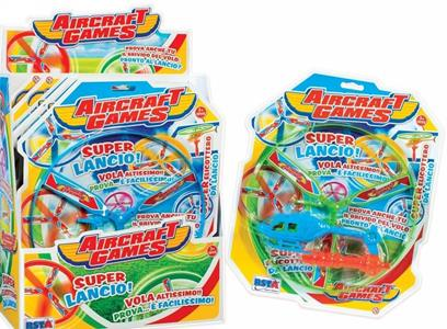 Elicottero Blister Aircraft Games Display 6 Pz - 2
