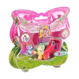 Filly Butterfly. Filly con Baby - 2