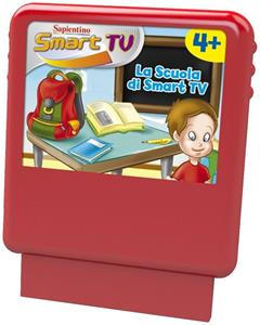 Smart TV Cartridge scuola 4 - 4