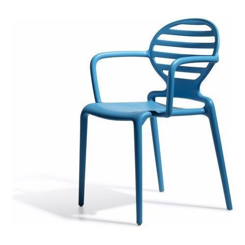 Set 6 sedie Isy Tecnopolimero Colore Tortora - Scab Design - Idee ...