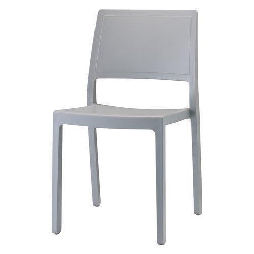 Set 4 sedie Emi con braccioli Colore Tortora - Scab Design - Casa e ...