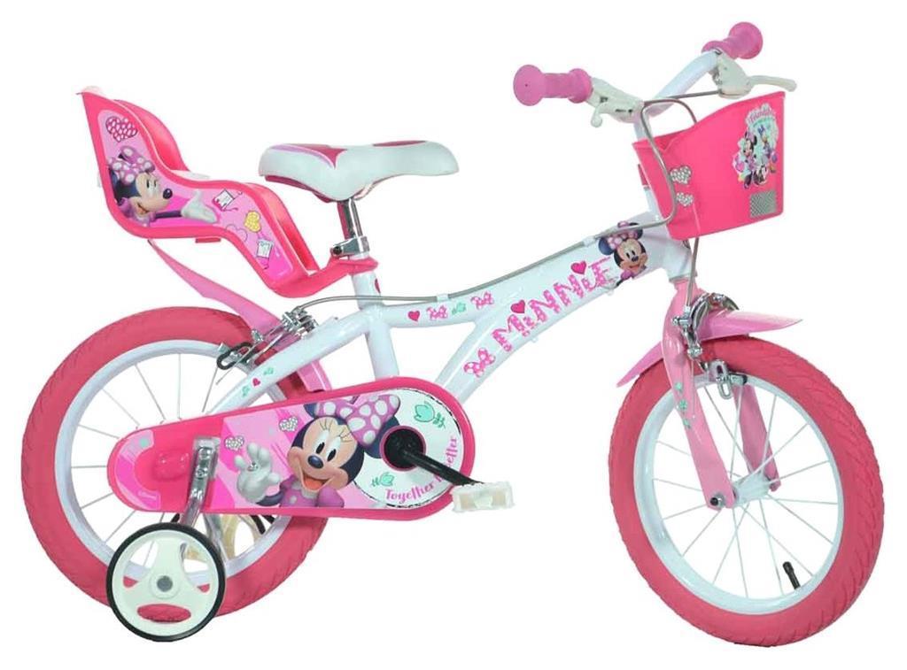 Bicicletta Minnie 16 Pollici