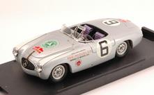 Mercedes 300 SL #6 Disqualified Carrera Panamericana 1952 Fitch / Geiger 1:43 Model BG7207