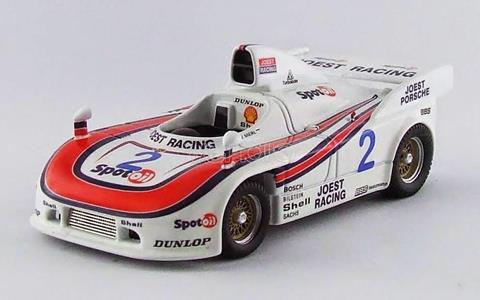 9557 Porsche 908/04 Nurburgring 81 1:43 Modellino Best Model