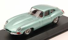 Jaguar E Coupe' 1961 Light Green Met.1:43 Model BT9626