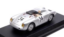 "Porsche 550 Rs #34 10th Lm 1958 ""FRANC"" (J.DEWES)-J.KERGUEN 1:43 Model BT9708"