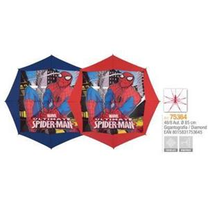Ombrello automatico Spiderman