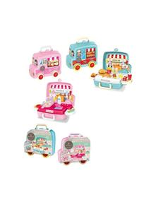 Maisonelle Cucinetta o Fast Food con 18 accessori