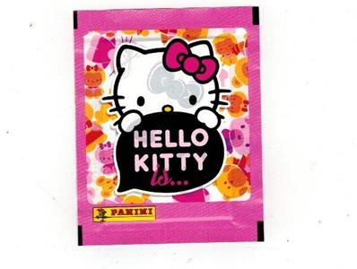 Hello Kitty Is Bustina Figurine Panini