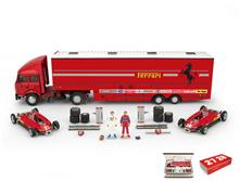 Ferrari Race F1 Transporter Set San Marino GP 1982 Limited Edition 500 pcs 1:43 Model BMRTS05