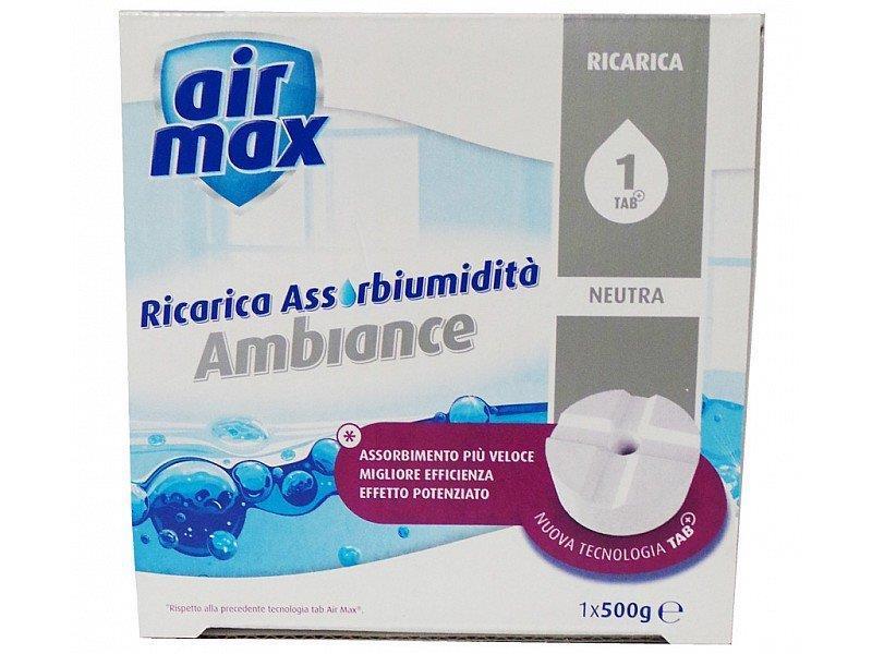 ricarica air max ambiance