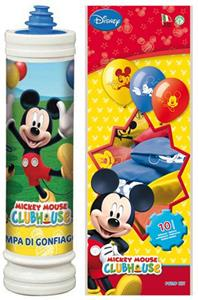 Kit Pompa Mickey + 10 Palloncini - 2