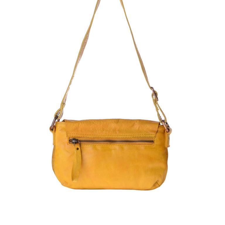 dd244feba6 Borsa A Tracolla Donna DuDu 5801077 Timeless Mini Bag Giallo Zafferano - 3