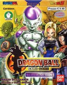 Dragon Ball Serie 1 box 8 Mazzi ITA