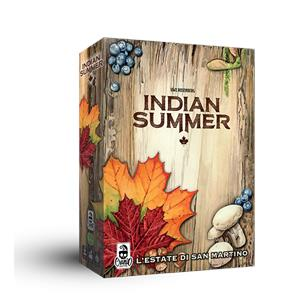 CRANIO CREATIONS CC097. INDIAN SUMMER. ITALIANO