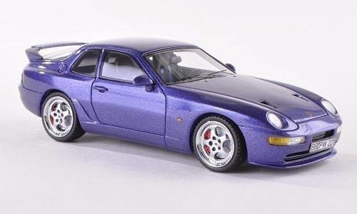 Neo Scale Models NEO43835 PORSCHE 968 TURBO RS 1993 METALLIC PURPLE 1:43 Modellino