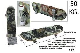 Sport1 Skateboard Orion Assortito Mandelli