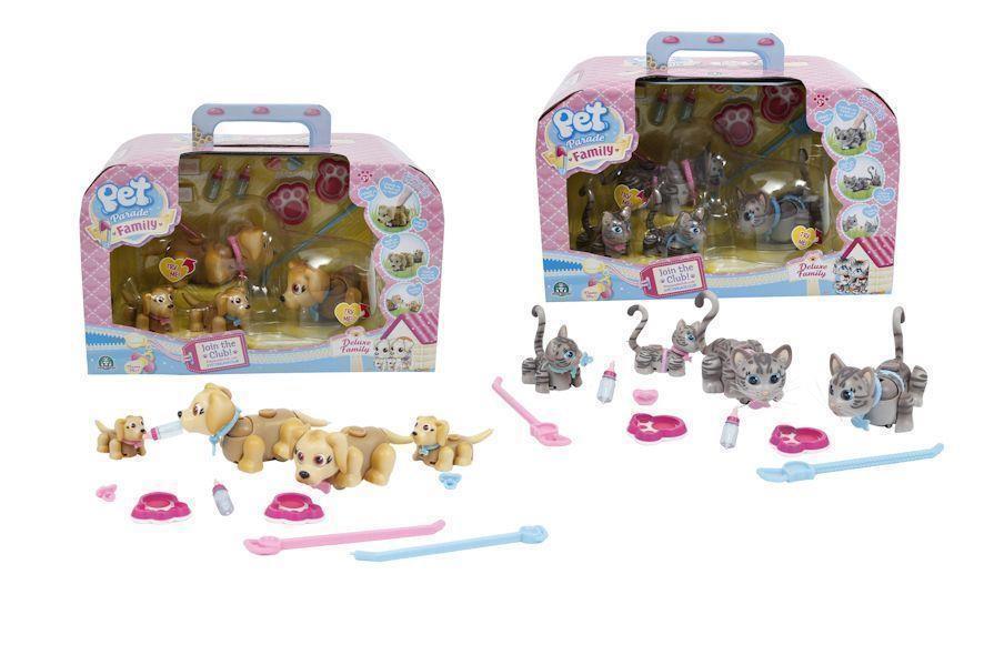 6012b66a9d Pet Parade Family Deluxe Giochi Preziosi - Giochi Preziosi - Casa ...