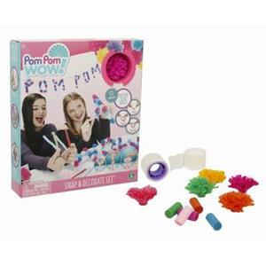 Pom Pom Wow. Party Kit 50 Pom Pom E Accessori
