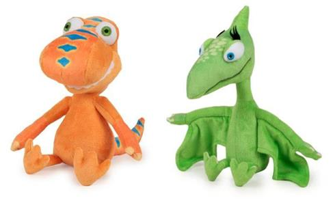 Peluches Dinosaur Train 17Cm In Display - 2